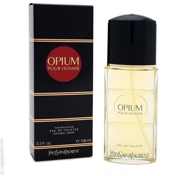 Yves Saint Laurent Opium Pour Homme EDT 100 ml Férfi parfüm