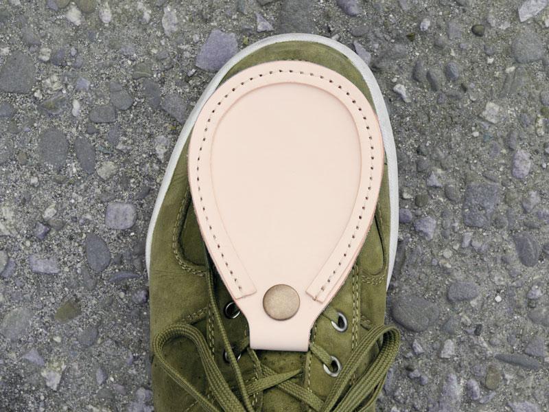 Fegyvertartó cipőre