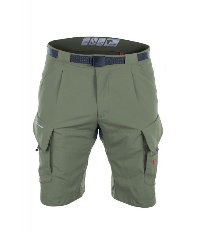 Horgász rövidnadrág- 705-KR-CL