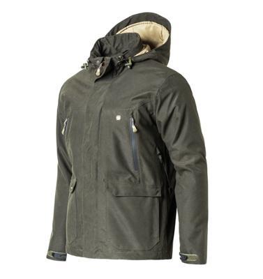 Tagart ® vadászkabát Thunder Thermo -  Fire /  Green