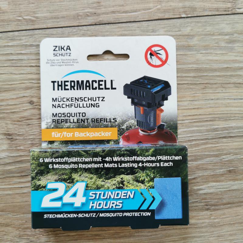 Thermacell 24 órás utántöltő csomag
