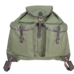 Vászon hátizsák 2 zsebbel 50x55 cm- vérzsákos
