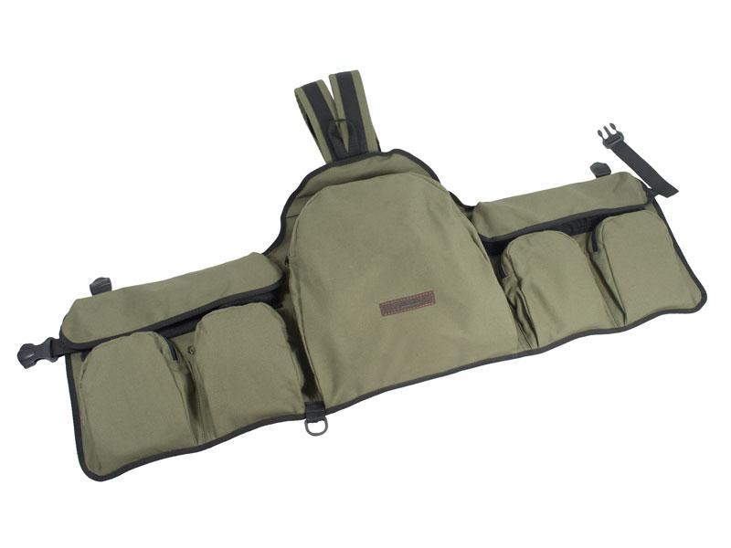 Utánkereső hátizsák mellény