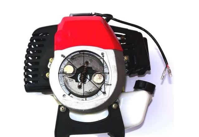 Straus fűkasza motor új 3,5 LE