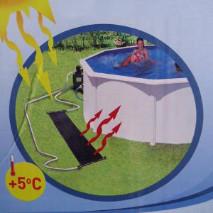 Szolár vízmelegítő