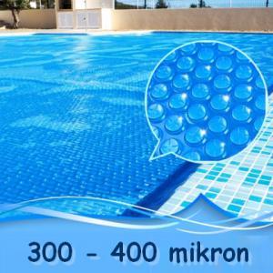 Szolártakaró 300 - 400 mikronos minőség