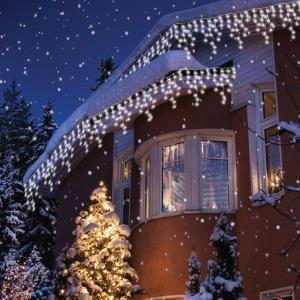 Ünnepi fények - világító dekorációk