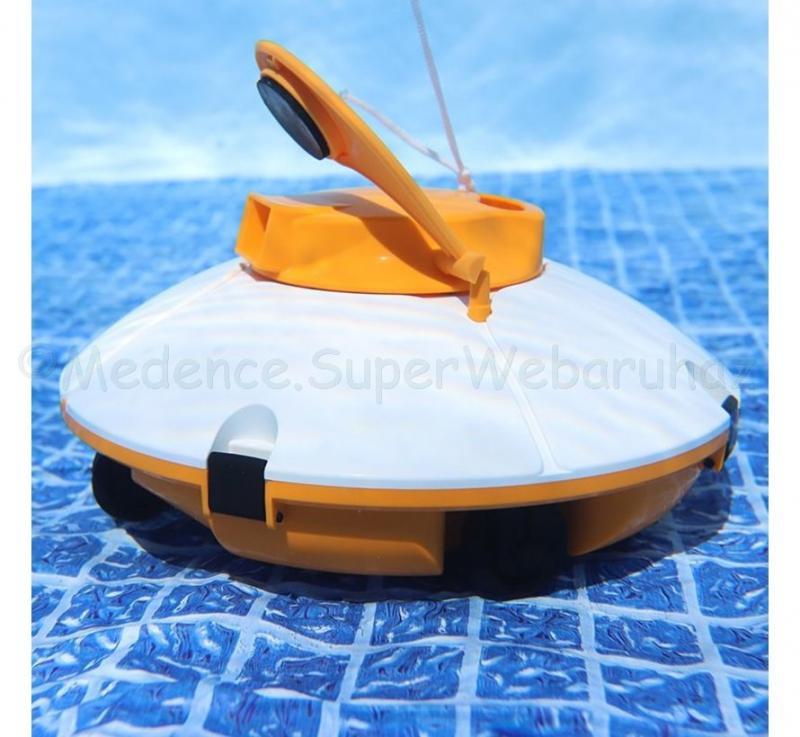 Akkumulátoros medence porszívó - FRISBEE
