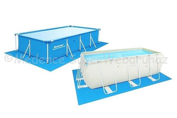 Alátétfólia 338 cm * 239 cm,  téglalap alakú medencéhez