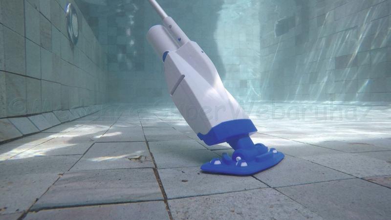 Aqua powercell  vákum porszívó, akkumulátoros