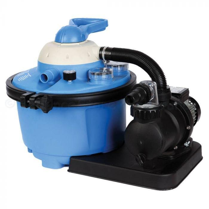 Aqualoon PLUS vízforgató szett 8,5 m3/h