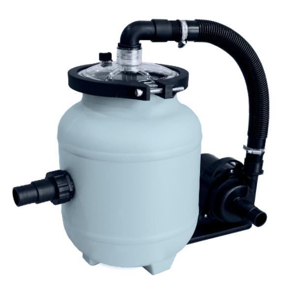 Aqualoon vízforgató szett   Qmax. 4,5 m3/h, szűrés 3 m3/h