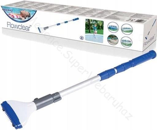 AquaScan vákum medence porszívó - elemes
