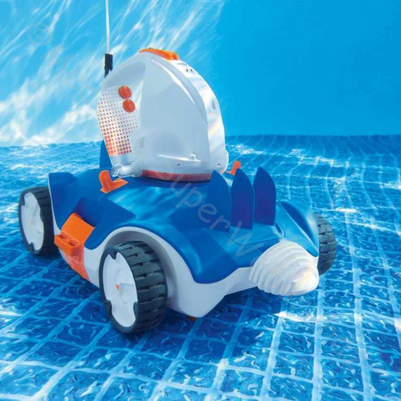 AquaTronix robotporszívó medencéhez - akkumulátoros