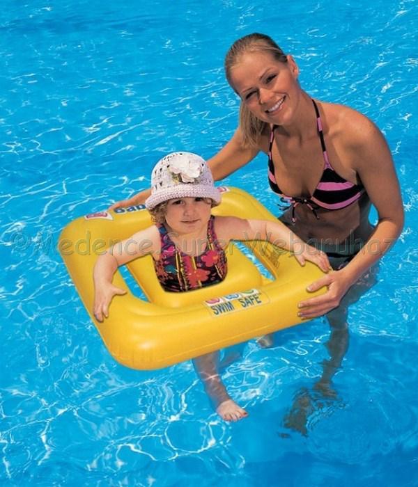 Beülős baba úszóka, 1 éves korig