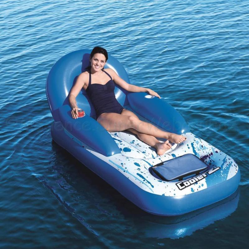 Coolerz Lazy úszó fotel kivehető hűtőtáskával