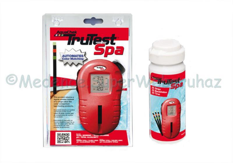 Digitális vízelemző jacuzzihoz AquaChek TruTest Spa