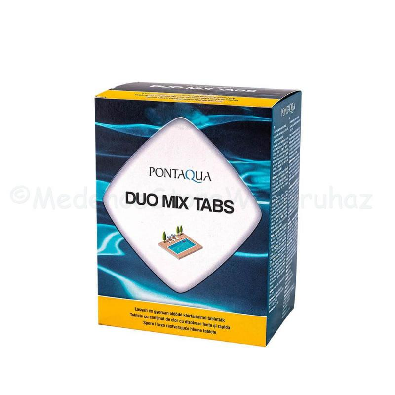 Duo mix  klórtabletta 5 cs/dob, 0,6 kg