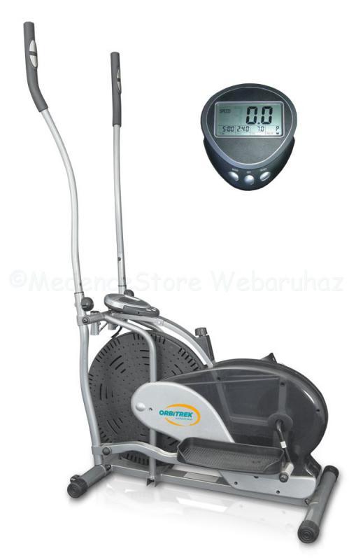 Elliptikus edzőgép számlálóval, pulzusmérővel Orbitrek