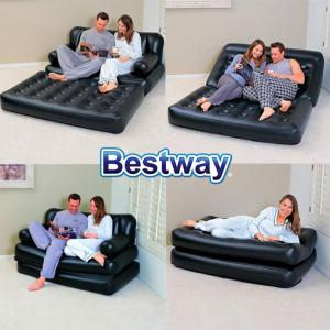 Kanapé vagy ágy, 5 funkciós