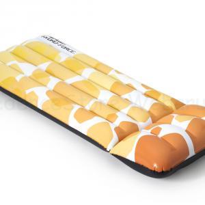 Matrac narancs kő mintás 183 x 71 cm