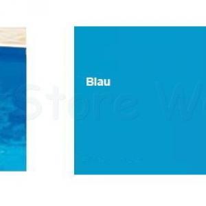 Modena medence 4,5 x 0,9 m,  Adria-kék