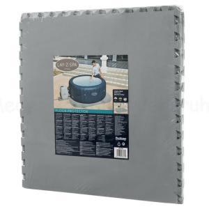 Padlóvédő masszázsmedencéhez 216 x 216 cm