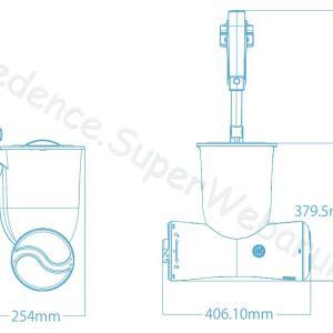 SKIMATIC  3974 L/h kombinált szűrőszivattyú skimmerrel