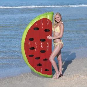Trendi gyümölcs strandmatrac dinnye