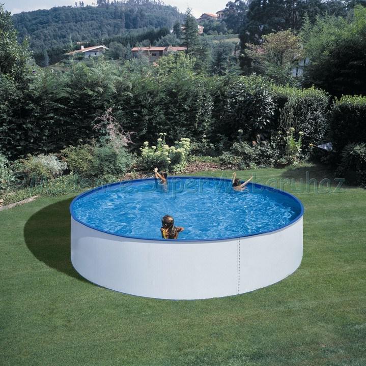 Family Eco fémpalástos medence 4,6 m x 1,2 m