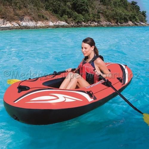 Felfújható csónak 186 cm * 100 cm