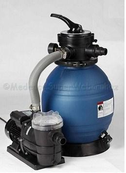 Homokszűrős medence vízforgató 4,5 m3/h
