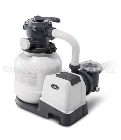 Homokszűrős medence vízforgató KRYSTAL CLEAR 6 m3/óra