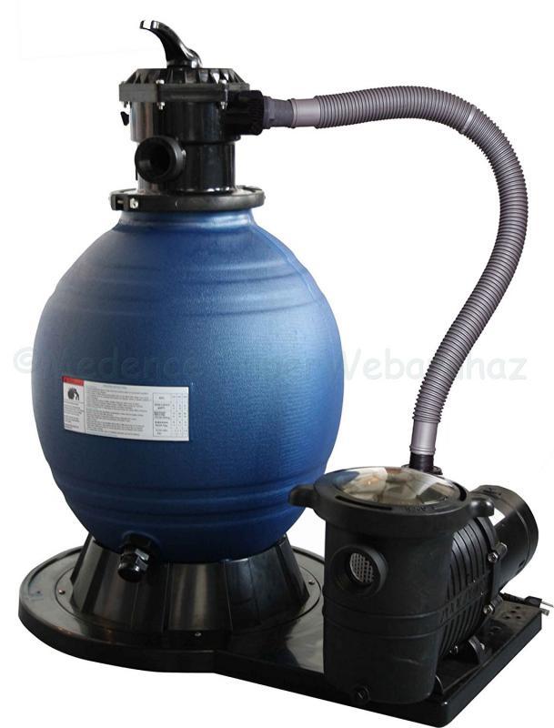 Homokszűrős vízforgató 11 m3/h