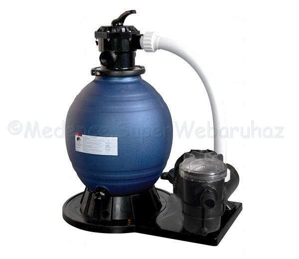Homokszűrős vízforgató 8 m3/h