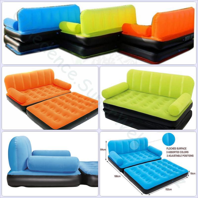 Kanapé vagy ágy, 2 funkciós 3 féle színben