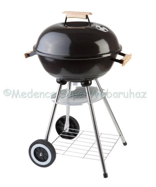 Kerti grillsütő hordozható