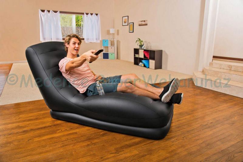 Mega felfújható fotel