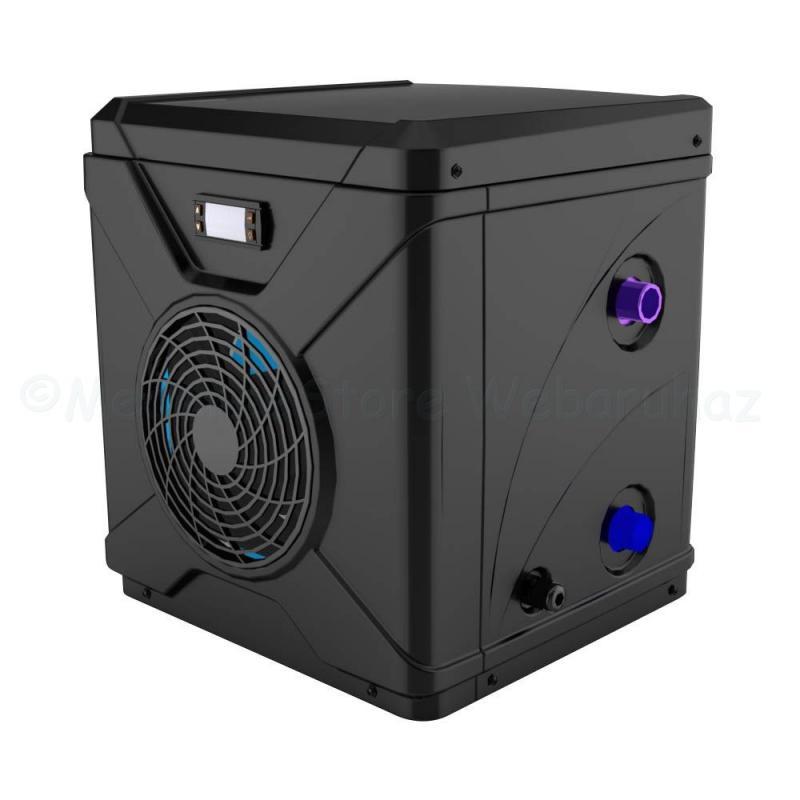 Mini hőszivattyú 15 m3 medence méretig 3,5 kW  - Heat Jr.