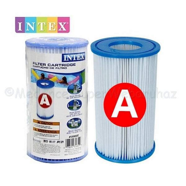 Papír szűrőbetét - INTEX  A