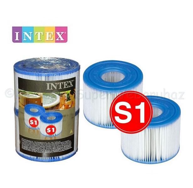 Papír szűrőbetét - INTEX  S1 masszázsmedencéhez