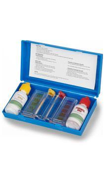 pH és klór mérő folyadékos szett