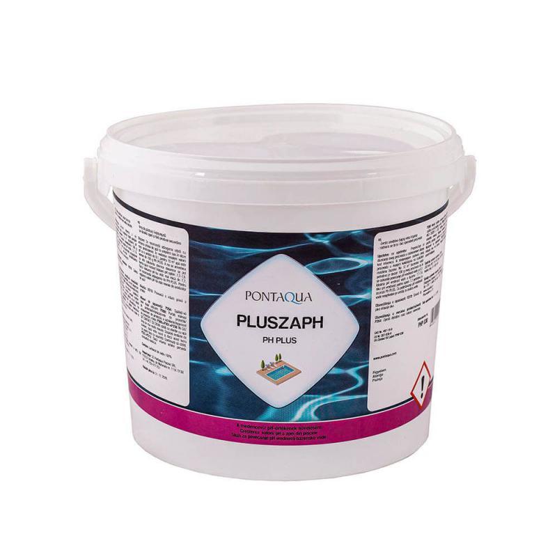 pH növelő granulátum 3 kg PLUSZAPH
