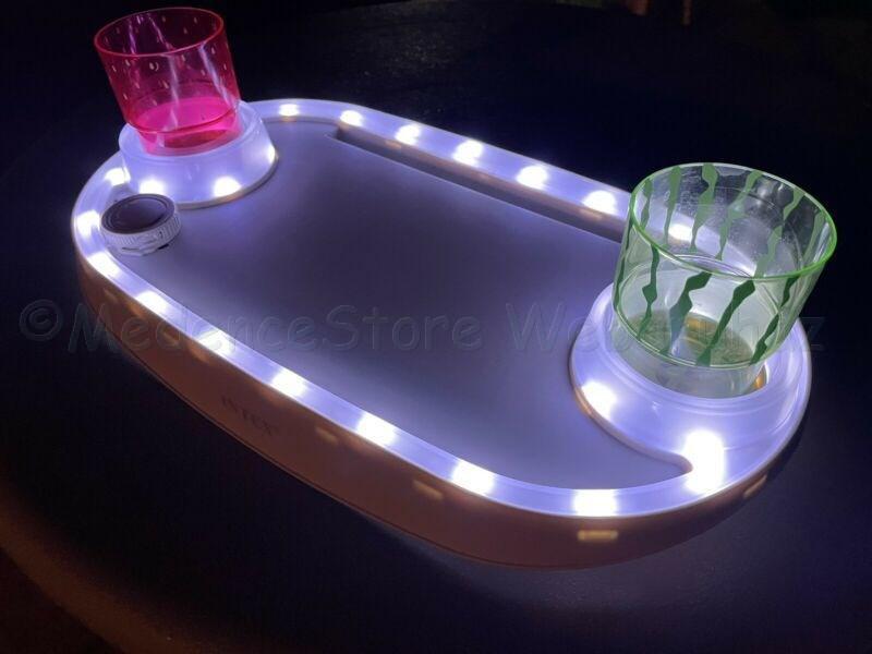 PureSpa Italtartó LED világítással, tablettartóval