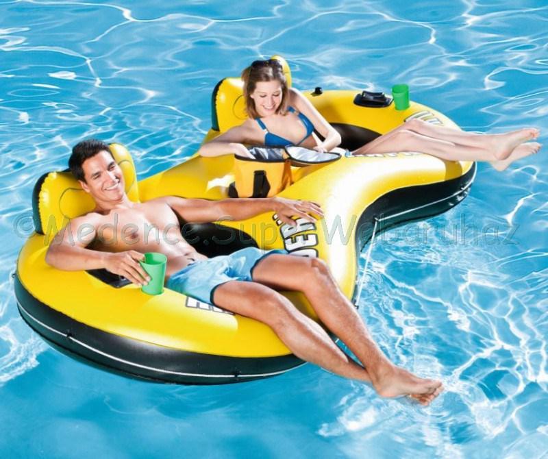 Rapid rider úszó fotel 2 személyes