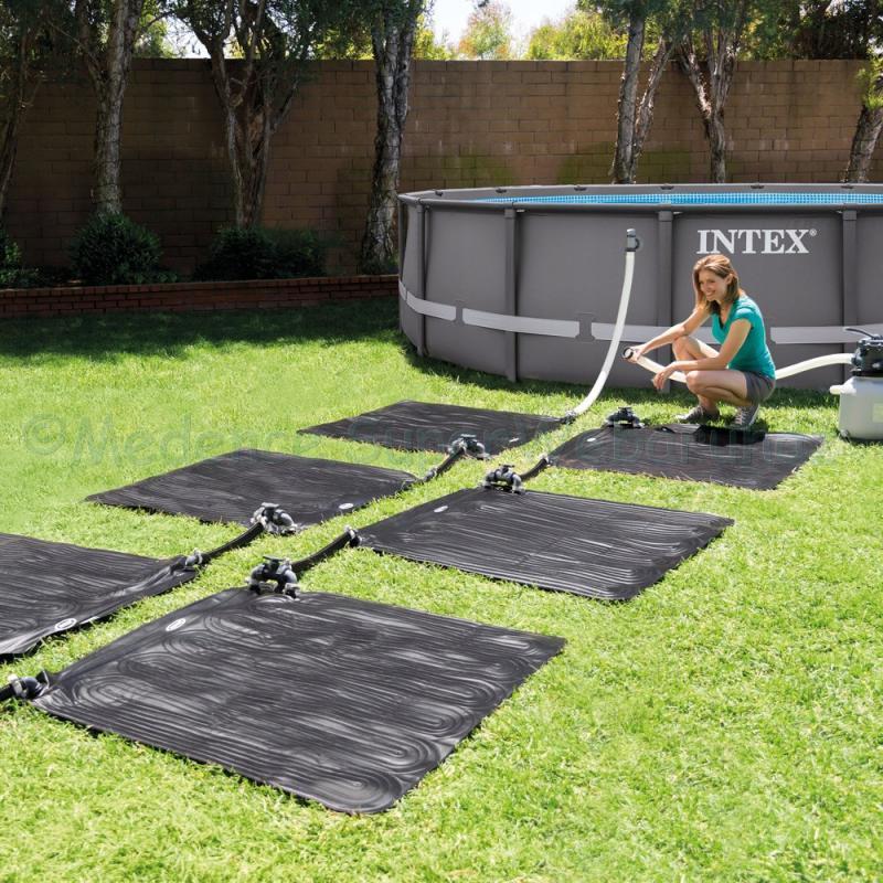 Solar Mat vízmelegítő 120 x 120 cm - INTEX