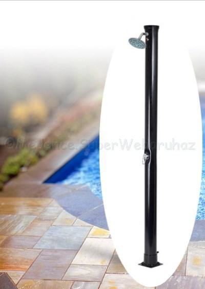 Szolár kerti zuhany DeLuxe 40 liter