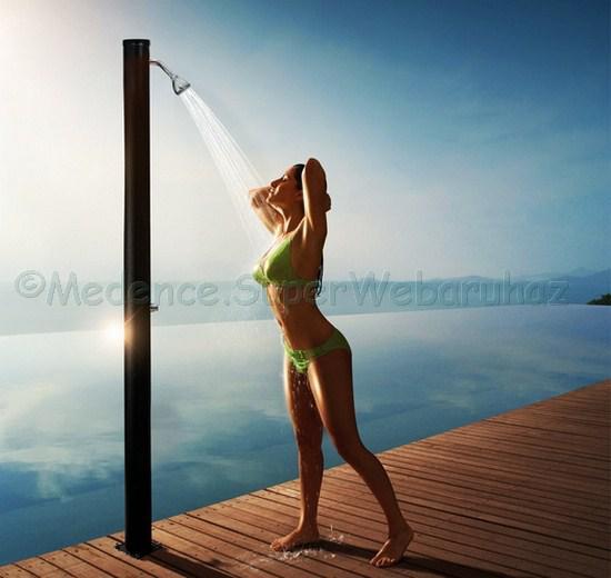 Szolár kerti zuhany Tropic  18 liter