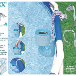 Skimmer DeLux, peremre akasztható vízszűrő Intex