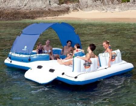 Tropical úszó sziget 6 személyes